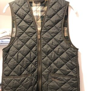 Barbour Quilted Vest